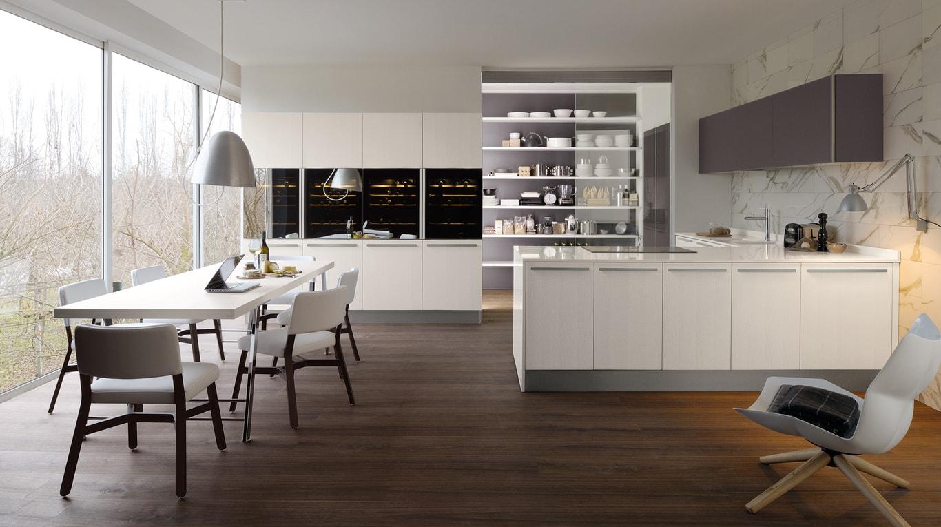 Cucine Moderne - Veneta Cucine Moderno - Formarredo Lissone ...