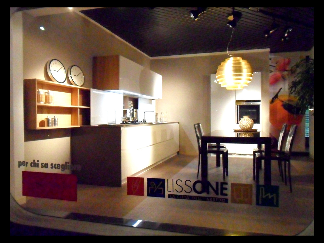 Formarredo due lissone milano monza e brianza for Showroom mobili